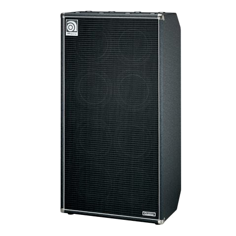 Ampeg 8x10 bass cabinet - speakon and jack inputs ($15/session)