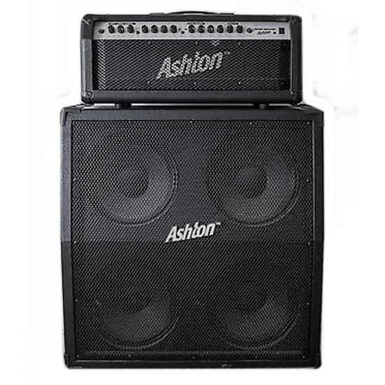 Ashton GA-100H, 100w head & quad box ($15/session, $5 head only, $10 quad box only)
