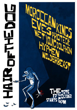 Hydra Presents - Moroccan Kings, The Tote 2010