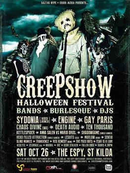 Sponsor - Creepshow Festival 2013