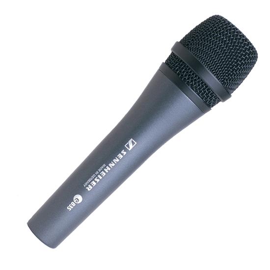 Sennheiser 835 mic (professional mic)